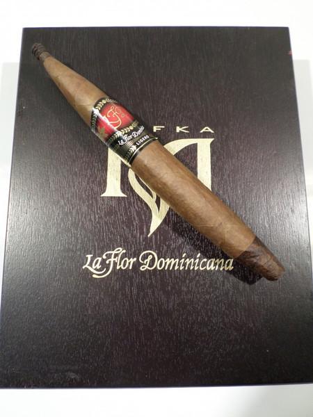 La Flor Dominicana TCFKA-M Natural (7x55 / Box of 5)