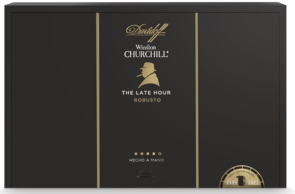 Davidoff Winston Churchill Late Hour Robusto (5x52 / Box 20)