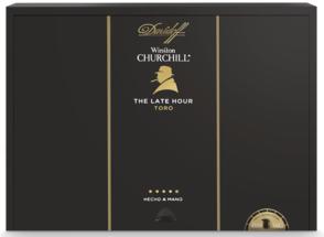 Davidoff Winston Churchill Late Hour Toro (6x54 / Box 20)
