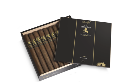 Davidoff Winston Churchill Late Hour Churchill (7x48 / Box 20)