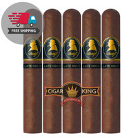 Davidoff Winston Churchill Late Hour Churchill (7x48 / 5 Pack) + FREE SHIPPING ON YOUR ENTIRE ORDER!
