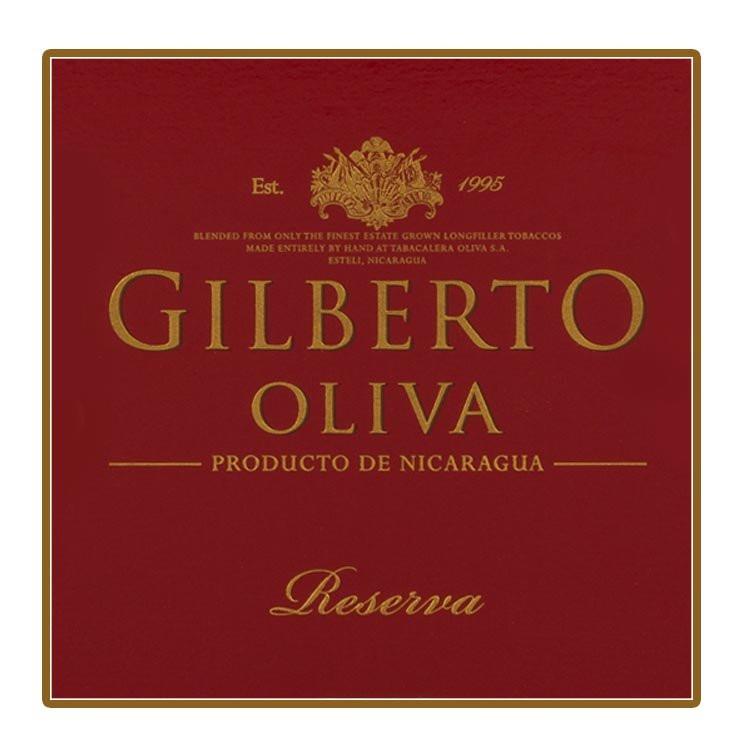 Gilberto Oliva Reserva Robusto (5x50 / 5 Pack)