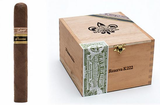 Tatuaje Reserva K222 (5.875x52 / Box of 25)