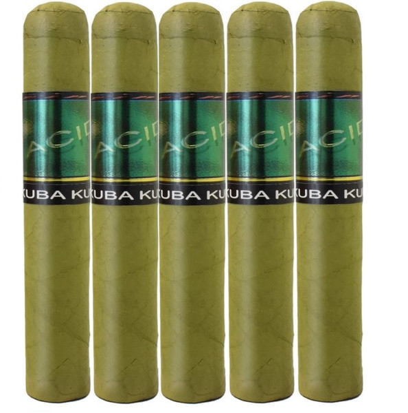 Acid Kuba Kuba Green (5x54 / Box 24)