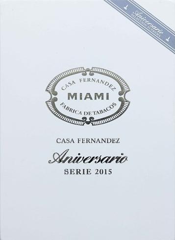 Casa Fernandez Miami Aniversario 2015 Lancero (7.5x40 / Box 16)