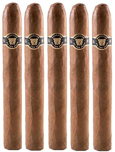Warped Cigars Guardian Of The Farm Campeon (6x52 / 5 Pack)
