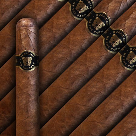Warped Cigars Guardian Of The Farm JJ (5.25x50 / 5 Pack)