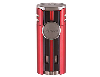 Xikar HP4 Lighter Daytona Red - 574RD
