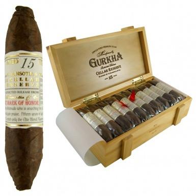 Gurkha Cellar Reserve Koi Perfecto (4x58 / Box 20)