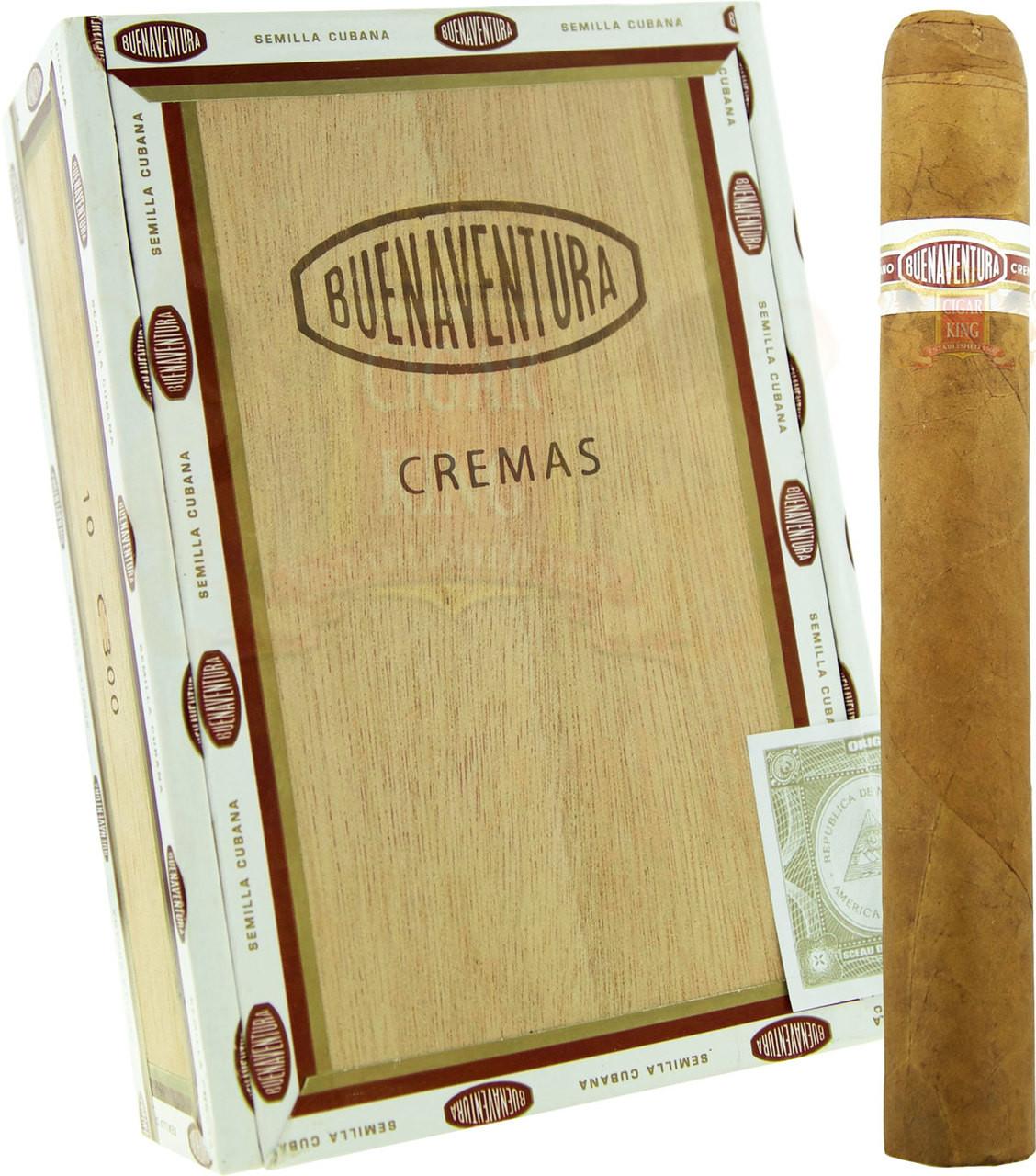Curivari Buenaventura Cremas C300 (6x52 / Box 10)