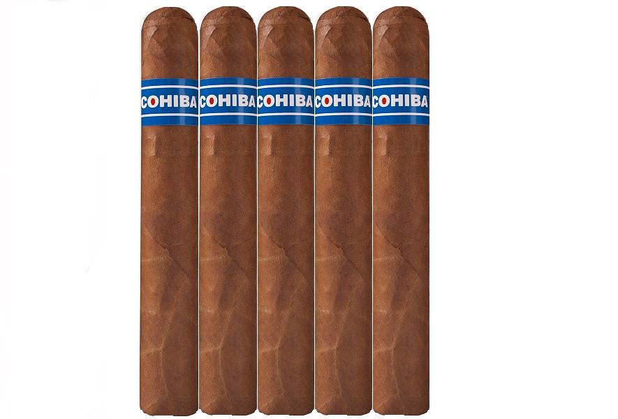 Cohiba Blue Robusto (5.5 x 50 / 5 Pack)