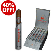 Montecristo Platinum Churchill Tubo (7x50 / Box of 15)