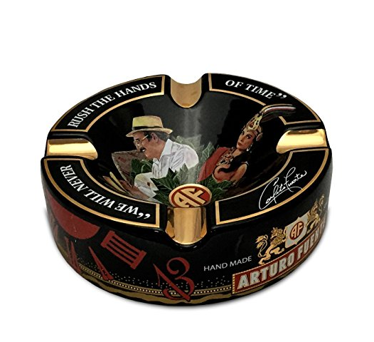 Arturo Fuente Journey Through Time Ashtray Black