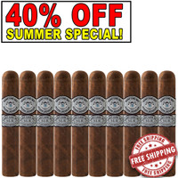 Saint Luis Rey Natural Broadleaf Rothchilde ( 5x56 / 10 PACK SPECIAL) + 40% OFF + FREE SHIPPING ON YOUR ENTIRE ORDER!
