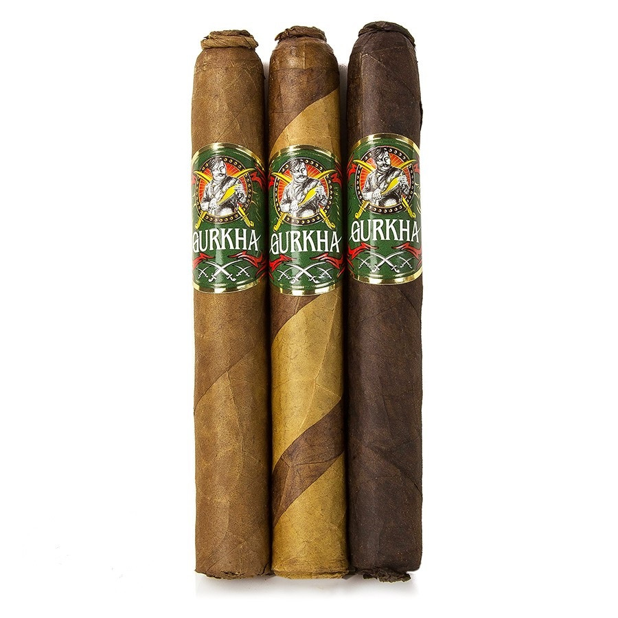 Gurkha Trinity (6x54 / box of 3)