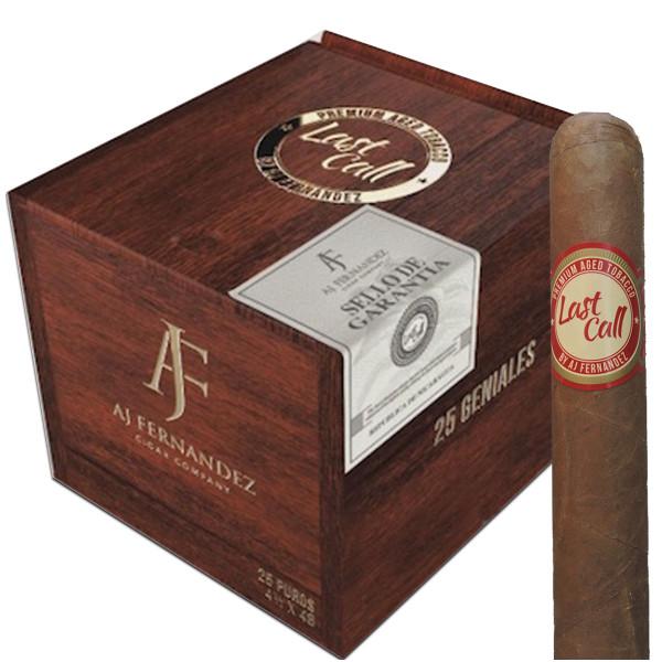 AJ Fernandez Last Call Habano Geniales (4.5x48 / 5  Pack)