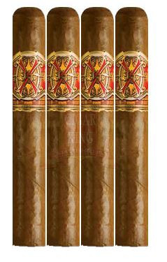 Arturo Fuente Opus X Perfection #5 (4.875x40 / 4 Pack)