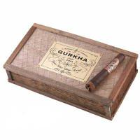 Gurkha Vintage Shaggy Toro (6x50 / Box 25) + FREE Gurkha Trinity Coffin 3-pack!!