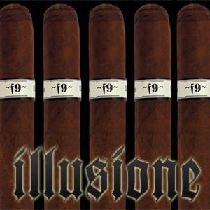 Illusione 888 Maduro Churchill (6.75x48 / 5 Pack)