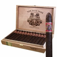 The Wise Man Maduro Robusto (5.5x50 / 5 Pack)