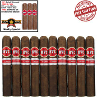 HVC Cerro Robusto (5x50 / 10 Pack SPECIAL) + 3 Free 2017 HVC Black Friday Cigars + FREE SHIPPING ON YOUR ENTIRE ORDER!