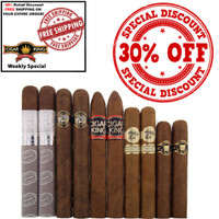 Casa Fernandez Greatest Hits (10 CIGAR SAMPLER) + FREE SHIPPING ON YOUR ENTIRE ORDER!