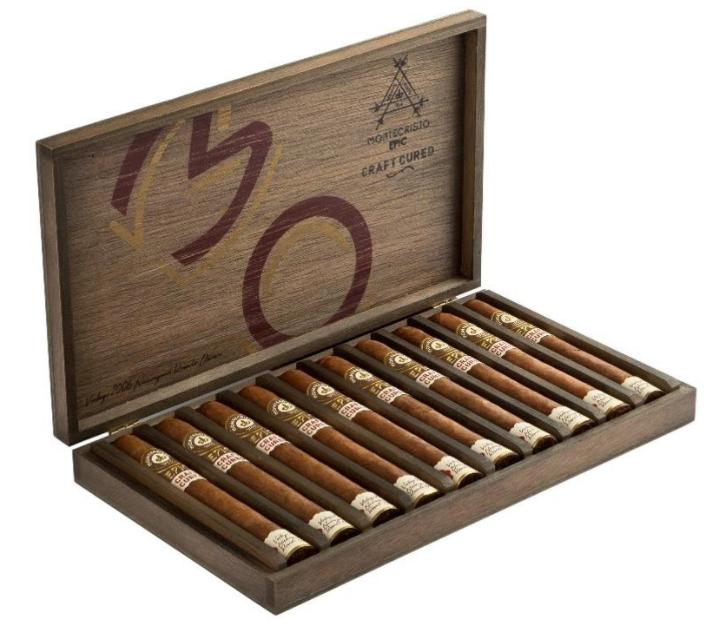 Montecristo Epic Craft Cured Toro (6x52 / Box of 10)