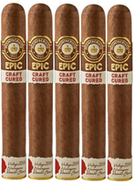 Montecristo Epic Craft Cured Robusto (5x52 / 5 Pack)