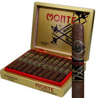 Monte by Montecristo and AJ Fernandez Corona (5x44 / Box of 20)