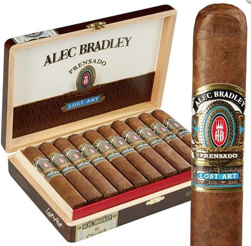 Alec Bradley Prensado Lost Art Gran Toro (6.25x52 / Box 20)
