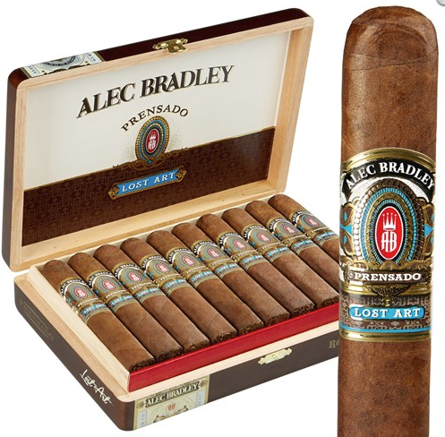 Alec Bradley Prensado Lost Art Double T (6x60 / Box 20)