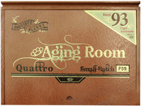 Aging Room Quattro F55 Vibrato (6x54 / Box of 20)  + 12 FREE CIGARS + FREE SHIPPING ON YOUR ENTIRE ORDER!