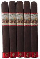 AJ Fernandez New World Belicoso (5.5x55 / 5 Pack)