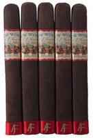 AJ Fernandez New World Robusto (5.5x55 / 5 Pack)