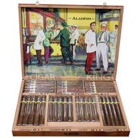 Aladino Cigar Master Chest (Box of 70)