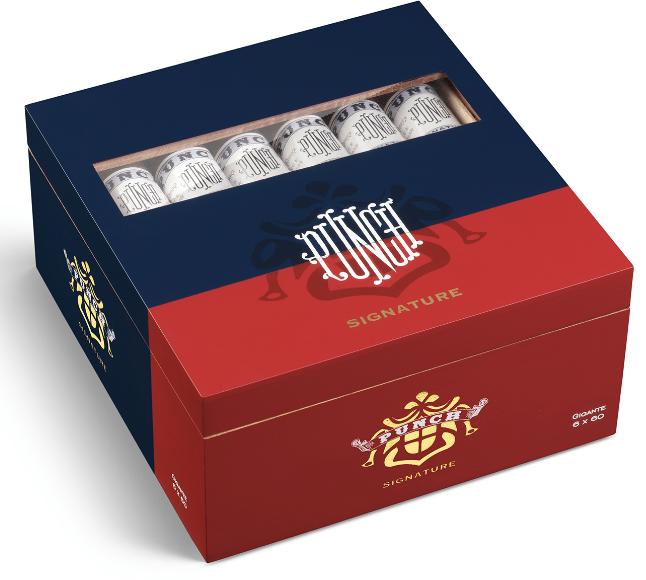 Punch Signature Gigante (6x60 / 6 Pack)