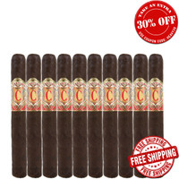 El Centurion Toro (6.25x52 / 10 PACK SPECIAL) + FREE SHIPPING ON YOUR ENTIRE ORDER!