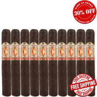 El Centurion Toro Gordo (6.5x58 / 10 PACK SPECIAL) + FREE SHIPPING ON YOUR ENTIRE ORDER!