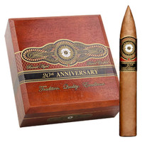 Perdomo 20th Anniversary Sun Grown Torpedo (6.5x54 / 4 Pack)