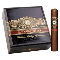 Perdomo 20th Anniversary Maduro Robusto (5x56 / 4 Pack)