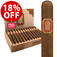 Undercrown Sungrown Belicoso (6x52 / Box 25) + FREE SHIPPING ON YOUR ENTIRE ORDER!