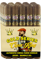 Cigar King Gold Series Bundle By Aladino Toro (6x50 / Bundle 20) + FREE SHIPPING ON YOUR ENTIRE ORDER!