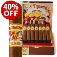 Alec Bradley Post Embargo Toro (6.25x54 / 10 Pack) + 40% OFF RETAIL!