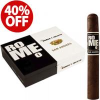 Romeo San Andres by AJ Fernandez and Rafael Nodal Toro (6x54 / Box of 20)