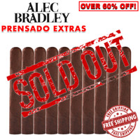 Alec Bradley Prensado Churchill Extras (7x48 / 10-PACK SPECIAL) + FREE SHIPPING ON YOUR ENTIRE ORDER!