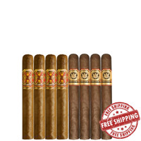 Opus X Fuente Fuente vs Don Carlos No. 3  (5.63x46 / 5.5x44 / 8 PACK SPECIAL) + FREE SHIPPING ON YOUR ENTIRE ORDER!