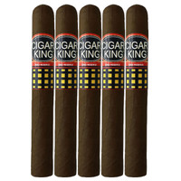 Cigar King Oro By Aladino Eiroa Maduro Toro (6x50 / 5 Pack)