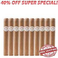 Montecristo White Especiale No. 3 (5.5x44 / 10 Pack) + FREE SHIPPING ON YOUR ENTIRE ORDER!