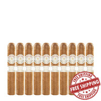 Montecristo White Rothschilde (5x52 / 10 Pack) + FREE SHIPPING ON YOUR ENTIRE ORDER!