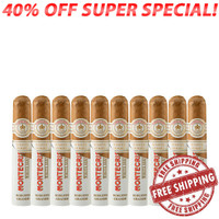 Montecristo White Robusto Grande Tube (5x52 / 10 Pack) + FREE SHIPPING ON YOUR ENTIRE ORDER!